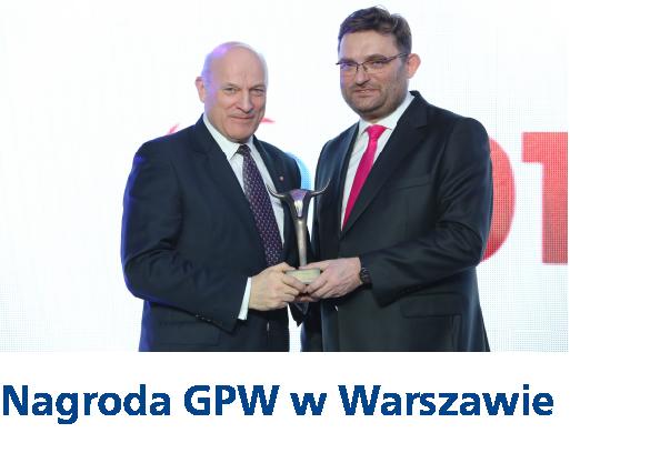 Nagroda GPW w Warszawie
